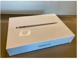 """MacBook Air 13"""" M1 (8GB 256GB) Cinza Espacial - Novo"""