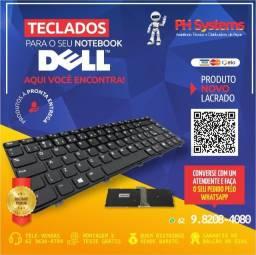 Teclados novos para o seu notebook, com garantia e qualidade a Pronta entrega!