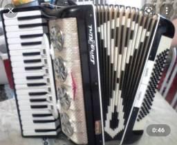 Kompro acordeon e sanfona mesmo com defeito