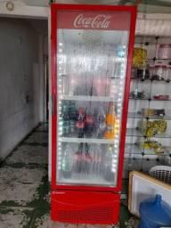 Geladeira da Coca Cola