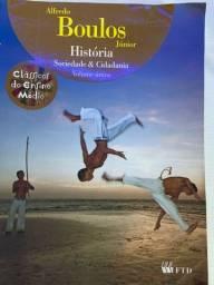 Livro História 360 didático ensino médio