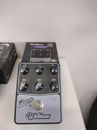 Pedal Waldman Fan-6fx Emulador de ampli Fender