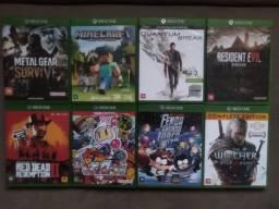 Jogos de Xbox (360, One, X, Séries S e X)