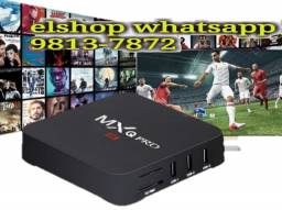 Tv box android tv