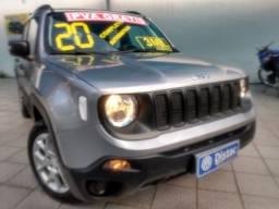 Renegade Sport 1.8 automático 2020 Raridade!!