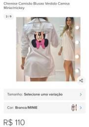 Blusão vestido
