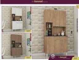 Kit Tannat 6 Portas 100% MDF - Ronipa