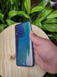 Samsung A50 com defeito no display