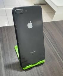 iPhone 8 Plus 256 g saúde 100%