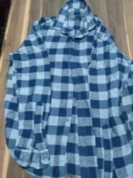 Promoção! Linda camisa Xadrez Novíssima! (nunca usada) Tam M