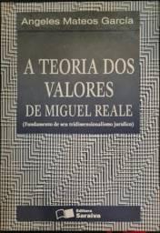 A Teoria Dos Valores De Miguel Reale - Angeles Mateos García