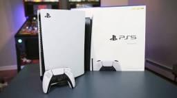 PS5 Console Lacrado + NF + Garantia 1 ano