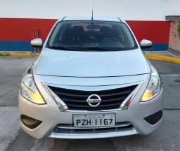 Nissan versa com GNV 5geracão 2021 pago
