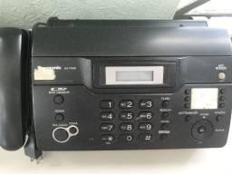 02 Fax Panasonic / Telefone