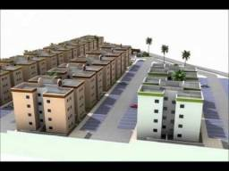 Alugo Apartamento no Residencial D. Lindu II