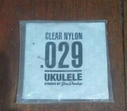 Encordoamento Para Ukulele Novo