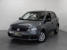 Volkswagen Gol Trendline 1.6 Flex Cinza