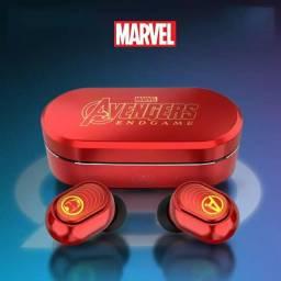 Fone Bluetooth Oficial da Marvel ( Edição limitada)