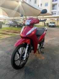 Honda Biz 125 ex completa
