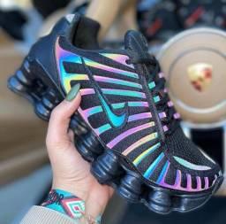 Nike 12 molas Camaleão