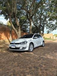 VW Golf Highline TSI 2014  câmbio manual e teto RARIDADE