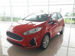 Ford / New Fiesta Hatch 1.6 Titanium Plus  2018