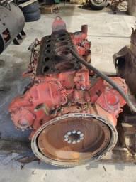 Motor Scania 500hp estacionário