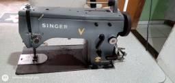 Máquina de Costura Reta e Zig Zag industrial