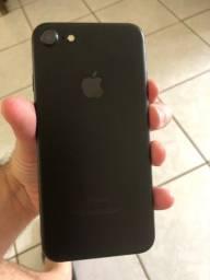 iPhone 7 32gb preto impecável