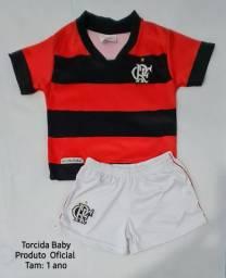 Conjunto Flamengo e Brasil