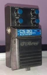 Pedal CS-30 Compressor/Sustainer