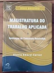 Título do anúncio: Magistratura Do Trabalho Aplicada - Otavio Amaral Calvet