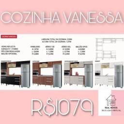 Armário de cozinha Vanessa armário Vanessa armário cozinha entregoooo