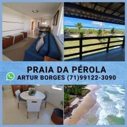 Cond Praia da Pérola( 60x Sem Juros) Maravilhoso em Ilhéus - 2/4 68m²