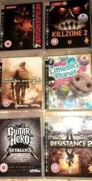 Jogos de PlayStation 3 original