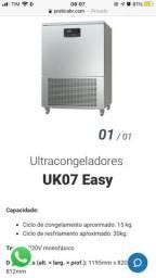 V - Ultra Congeladores da Prática Uk07, Uk14