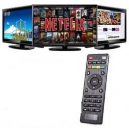Controle TvBox smart