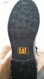 Sapato Social Caterpillar Masculino Couro