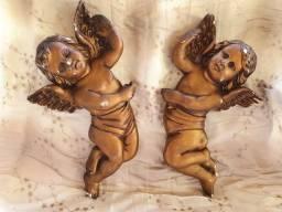 Objetos de decoração - anjos
