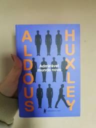 Livro Admirável mundo novo (Aldous Huxley)