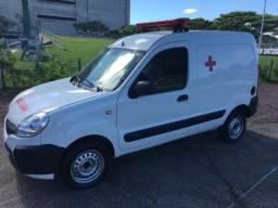 Kangoo ambulância super nova completa