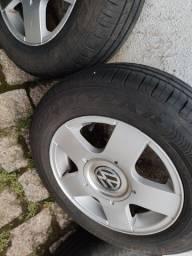 Roda Aro 15 VW/Golf, Audi