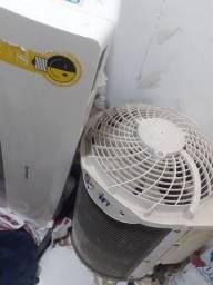 Ar-condicionado springer 12milbtus (valor $800)