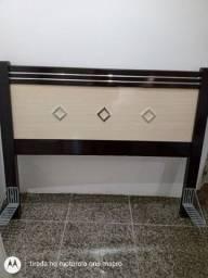 Cabeceira p/ cama box casal
