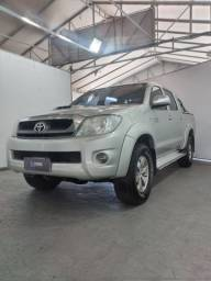 Hilux SRV 3.0 4x4 Diesel Automática 2010 !