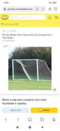 Rede para Futebol de campo Gol