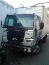 Vendo Caminhão Baú Ford Cargo 815