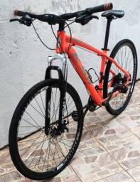 Bicicleta 29 quadro 17 pneus novos