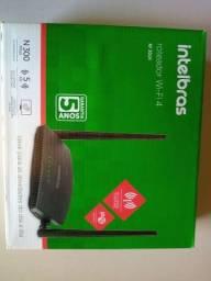 Vendo roteador marca intelbras