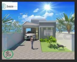 Casa com 3 dormitórios sendo 1 suíte à venda, 93 m² por R$ 440.000 - Jardim Paraíso - Sino